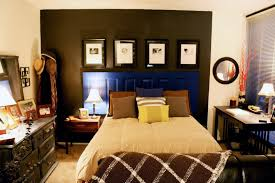 home office dark blue gallery wall. Sweet House Decorating Ideas For Cheap With Home Office Dark Blue Gallery Wall D
