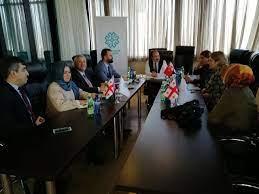 Board of Trustees Member Assoc. Prof. Dr. Cahit Bağcı Visited Georgia  Maarif Schools - Turkish Maarif Foundation
