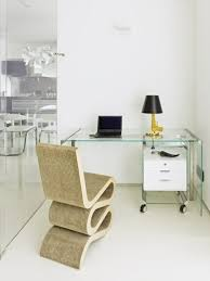 desk itself building home office glass panels diy office ideas build home office home office diy