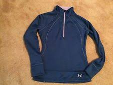 under armour 1 4 zip womens. womens sm under armour semi-fitted fleece lined 1/4 zip golf / running under armour 1 4 zip womens