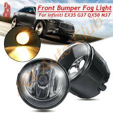 Nissan Juke Fog Light Bulb Replacement Details About Front Fog Light Bumper Driving Lamps W Bulb Assy K Fit For Nissan Juke 11 14