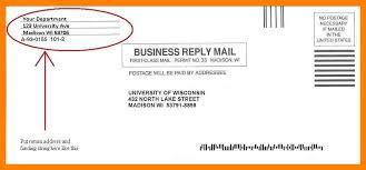Mailing Address Envelope Sample Port By Port