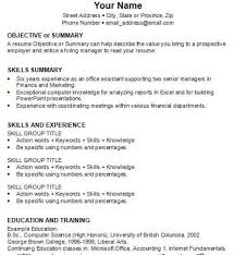 How To Make A Resume For A Job Magnificent How To Set Up A Resume For A Job Durunugrasgrup