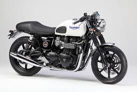 kit cafe racer triumph id e d image de moto