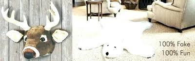 faux animal skin rug animal fur rugs fake animal skin rugs plush rugs trophies faux animal