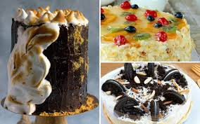 10 Full Of Flavour Inviting Cake Recipes For Kids Birthday By