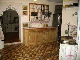 Country Kitchen Floors A Country Kitchen In Epinal France The Antique Floor Company