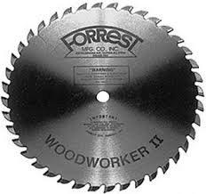 forrest blades. forrest woodworker ii saw blade 456006 blades highland woodworking