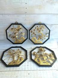 chinese wall arts best metal wall art for art for the bathroom wall with metal wall