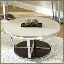 round granite coffee table
