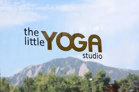 private yoga lessons at the little yoga studio