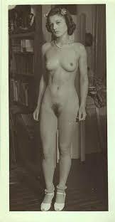 Vintage nude women photo nackt