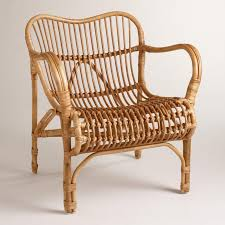 furniture made of bamboo. furniture bamboo which is formed by a beautiful model in all parts of the made