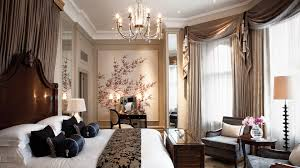On Suite Bedroom London Luxury Rooms Suites Accommodation The Langham London