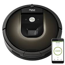 irobot roomba 980 robot vacuum with wi fi connectivity works with alexa ideal