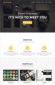 32 Single Page Website Themes Templates Free Premium Templates