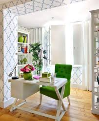 green office interior. luscious green color home office decor ideas via my life blog interior f