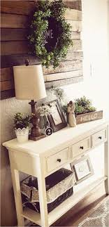 apartment foyer decorating ideas.  Decorating 43 Amazing Farmhouse Foyer Decorating Ideas 18 Diy Entryway For Small  Foyers And Apartment Entryways Intended