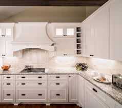 Sicora Design And Build Cambria Countertops For A Transitional Kitchen With A Beige