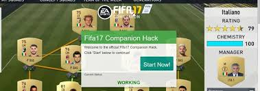 Fifa 17 Hack - Free Coin Generator