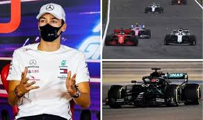 2020 george russell rokit williams f1 race car print picture poster rare!! George Russell Explains How Vettel Has Helped In Push For Hamilton Or Bottas Mercedes Seat F1 Sport Express Co Uk