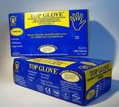 <b>Перчатки</b> Top Glove high risk повышенной прочности не ...