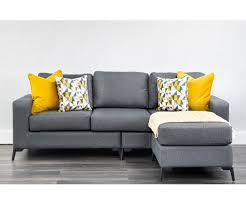linley corner sofa reversible grey