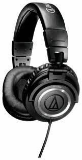 <b>Наушники Audio</b>-<b>Technica</b> ATH-M50 — купить по выгодной цене ...