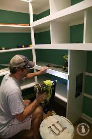 build pantry shelves how to build pantry shelves build corner pantry shelves