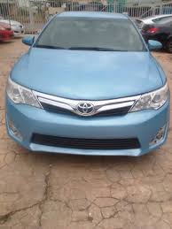 2013 Tokunbo Camry Muscle Clean for sale