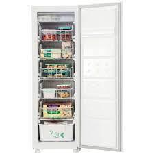 Freezer Vertical Consul Slim 142 Litros Branco - Consul