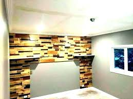 pallet board wall bedroom with accent design wood designs p