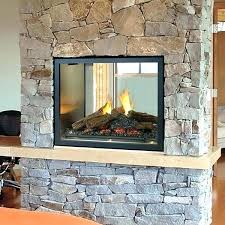 two sided gas fireplace insert 2 sided gas fireplace 2 sided gas fireplaces home design ideas