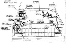 electrical component locator 1984 1991 jeep cherokee (xj jeep wrangler engine diagram pictures at Jeep Cherokee Engine Diagram