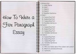 paragraph essay blank printable five paragraph essay view larger