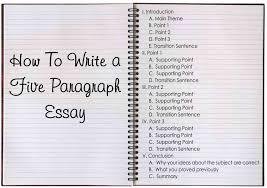 paragraph essay blank printable five paragraph essay view larger
