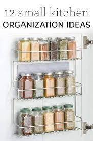 12 Small Kitchen Organization Ideas Simply Quinoa