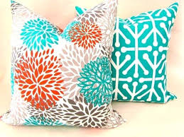 orange accent pillows. Orange Couch Pillows Turquoise Throw For Outstanding Image Result Accent Blue Home Improvement T
