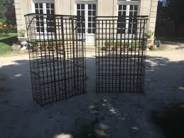 Lockable Wine Cages