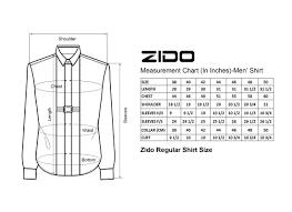 Zido Green Regular Fit Formal Shirt
