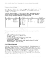 If Ifrs Then Part 2 5 Best Practices In Designing A