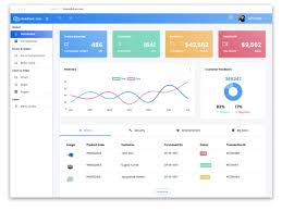 Aspx Templates Free Download Top 20 Best Free Bootstrap Admin Dashboard Templates 2019