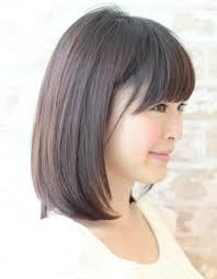 黒髪ミディアム ストレートwa 41 ヘアカタログ髪型ヘア