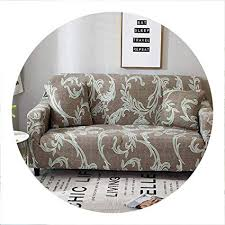 Image Couch Cushion Covers Amazoncom Amazoncom Our Ideas Shaped Sofa Cover Spandex Slipcover