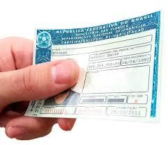 Resultado de imagem para carteira nacional de transito