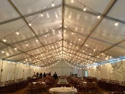 Tent String Lights String Lighting Dpc Event Services
