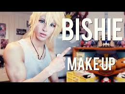 tutorial bishounen bishie male cosplay makeup you