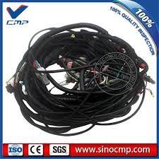 0005472 external wiring harness fits hitachi excavator zx240 3 cmp 0005472 external wiring harness fits hitachi excavator zx240 3