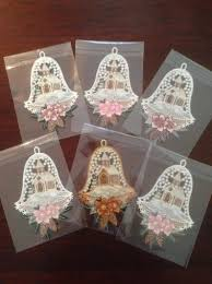 Free Standing Lace Easter Designs Fsl Christmas Bell Machine Embroidery Freestanding Lace