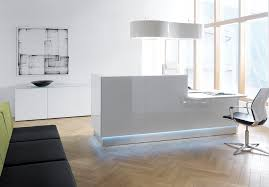 modern unique office desks. interior desk and cool office furniture offices design lovely white reception with curve modern unique desks